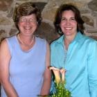 Lynn and Barbara Teacup