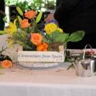 Floral Arrangement in Fruit box
